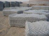Фабрика коробки Galvanized/PVC Gabion/шестиугольное плетение провода/каменная клетка