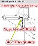 Sdlg LG933 LG936 LG938 LG956 LG958のローダーの予備品フィルターコア4110000508