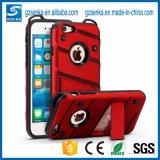 Phantomleuchtfeld-Verteidiger mit Standplatz-Telefon-Kasten für iPhone 7