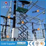 kar van de Lijst van het Werk van de Lift van de Schaar 500kg van 9m de Op zwaar werk berekende Elektrische met Uitstekende kwaliteit