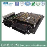 La unidad de control electrónica profesional Asamblea PCB