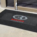 Kundenspezifische personifizierte Farben-Sublimation willkommenes Eingangs-förderndes Firmenzeichen-Gummitür-Fußboden-Matten druckte,/Drucken-,/Druck-
