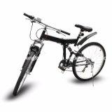 """26 """" يطوي جبل دراجة [7-سبيد] [فولدبل] دراجة أسود [متب] رياضة ثني"""