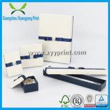 Vakje van de Gift van de Juwelen van het Document van de douane het Verpakkende voor Halsband