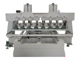M25 pneumatique Changement d'outil Une ligne de produits de bois Cadre Faire routeur CNC machine
