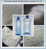 Os grânulos de tereftalato de polietileno / Resina PET para garrafas de água