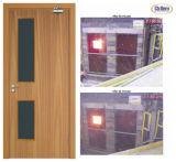 Qualitäts-fehlerfreie Isolierungs-feste hölzerne Tür