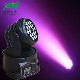 高品質18PCS*3W LEDの移動頭部