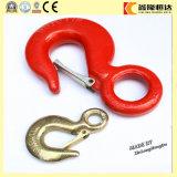 Het Opheffen van de Hardware van China Optuigen 316 Roestvrij staal 3/8 Haak