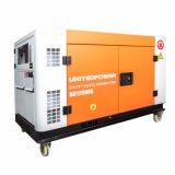 225kVA Puissance refroidis par eau Deutz insonorisées silencieux moteur diesel générateur électrique