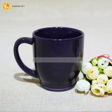 De violette Mok Latte van de Sublimatie van de Kleur Ceramische met Handvat
