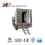 De Vrachtwagen van de douche voor het Kamperen met Goede Kwaliteit