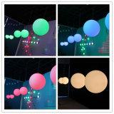 Magisches Licht des Nachtklub-DMX des Steuer20cm DMX LED der Kugel-3D