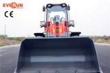 Type chargeur de chargeur de modèle neuf d'Everun mini de roue d'Er16 Aticulated