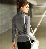 タートルの首(13brdw121)が付いている女性のカシミヤ織のセーター