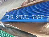 L'Indonésie Philippines tuile de toit métallique couleur/ PPGI Feuille de toiture en acier