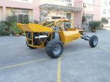 최신 판매 2개의 시트 모래 2 륜 마차