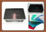 PP Corrugated Sheets를 가진 OEM Plastic Storage Injection Container