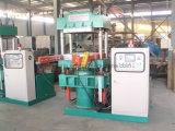 Máquina de goma de la prensa del vulcanizador de la placa automática