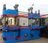 Machine en caoutchouc de moulage par compression de 500 tonnes