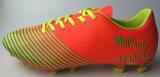 De nieuwe Transparante Enige Voetbalschoen TPR van TPU of van de Opleiding