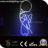 高品質の屋外のクリスマスの装飾LEDのモチーフフレームライト