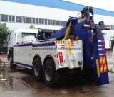 Shacman 25 van de Op zwaar werk berekende van de Weg Ton Vrachtwagen van de Redding