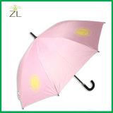 Зонтик гольфа дождя подарков промотирования поставщиков Китая большой с подгонянным логосом компании