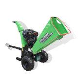 da filial rebocadora do registro do motor de gás 15HP Shredder Chipper de madeira/triturador 420cc com Ce do TUV