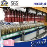 Maquinaria de envasado del cartón para las botellas de petróleo