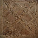 カシ木パターン(木製のモザイク床)床か設計されたフロアーリング(寄木細工の床フロアーリング)