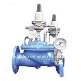 Valvola di riduzione della pressione della fase doppia