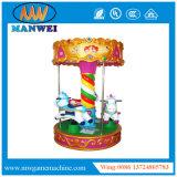 Лошадь Carousel малышей Carousel игрушки парка атракционов едет Carrousel для сбывания