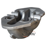 Kundenspezifische duktile Eisen-Form-Teile für Pumpen-Deckel