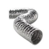De niet-geïsoleerdee Flexibele Buis van het Aluminium