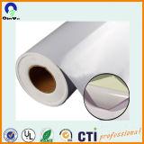 Materiale pubblicitario di Digitahi 140 micron di vinile autoadesivo del PVC