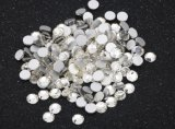 수정같은 백색 비 최신 고침 모조 다이아몬드