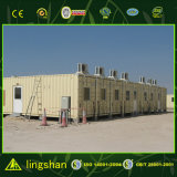 Edifício pré-fabricado do acampamento do petróleo para Argélia