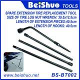 O veículo utiliza ferramentas ferramentas do reparo do pneu dos jaques do carro para Gmc