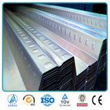 Hoja galvanizada del Decking del suelo de acero (YX76-344-688)