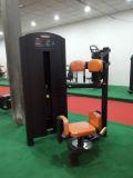 Máquina comercial del bíceps del equipo de la aptitud de la fuerza