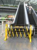 barrière provisoire de circulation de barrière de stationnement de sécurité routière de barrière de route en métal de 3000mm