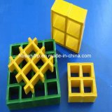 GRP FRP Pultruded en Molded Grating in Constructions