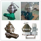 Separador semicontínuo de la centrifugadora