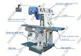 Universalkopf-Fräsmaschine des schwenker-Xl6436