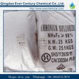 Bifluoruro 98% NH4HF2 dell'ammonio per Etchant di vetro