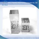 전등갓을 만들기를 위한 알루미늄 관통되는 장