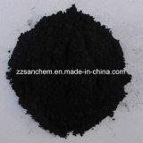 Pigmento del negro del óxido de hierro para las pinturas y las capas
