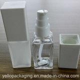De in het groot Fles van de Fles van de Fles van het Huisdier Vierkante Kosmetische Verpakkende Kosmetische