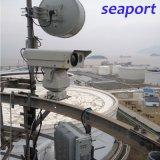 Câmeras de varredura de vigilância de detecção de fogo de 6 km